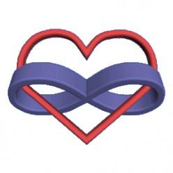 Infinity-Heart