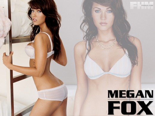 meagan fox wallpaper. Megan Fox Wallpaper