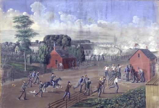 1838 Mormon War