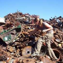 "Some like to collect metals and sell them to metal recyclers. When copper fetched a high price, some people got ""creative"" in procuring scrap copper for resale. You will need to follow metal prices to see what is worth the trouble. Be kind! Don't gut"
