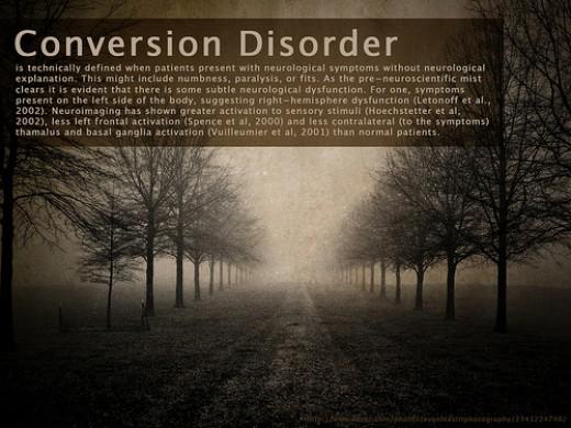 psychosomatic illnesses conversion disorder hubpages. Black Bedroom Furniture Sets. Home Design Ideas