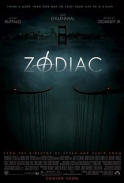 """Poster for the movie """"Zodiac"""""""