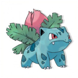 Ivysaur is the evolved form of Bulbasaur.