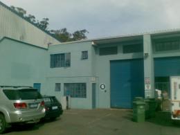 samll mini factory complex in Glen Anil