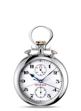 Omega Picket Watch   Photo credit:  Omega