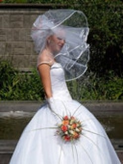 Order A Wedding Dress For Success: The Size Discrepancy Dilemma!