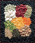 Healthy Vegetable Diet - Beans- Legumes to Chickpeas