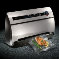 FoodSaver Stainless Steel Vacuum Sealer What is for Dinner