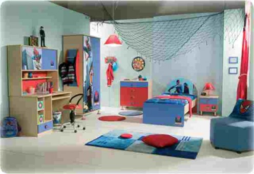 How To Decorate Spiderman Theme Bedroom Spiderman Bed
