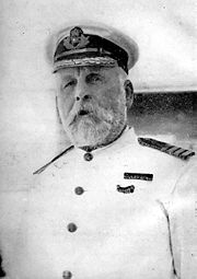 RMS Titanic's Capt. Edward John Smith