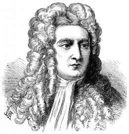 """In many ways, Isaac Newton began a lot of the modern tradition and ideas concerning science and religion. Many are aware of """"Principia Mathematica"""" that details the calculus, his ideas on optics and gravity, but few are aware of his studies in church"""
