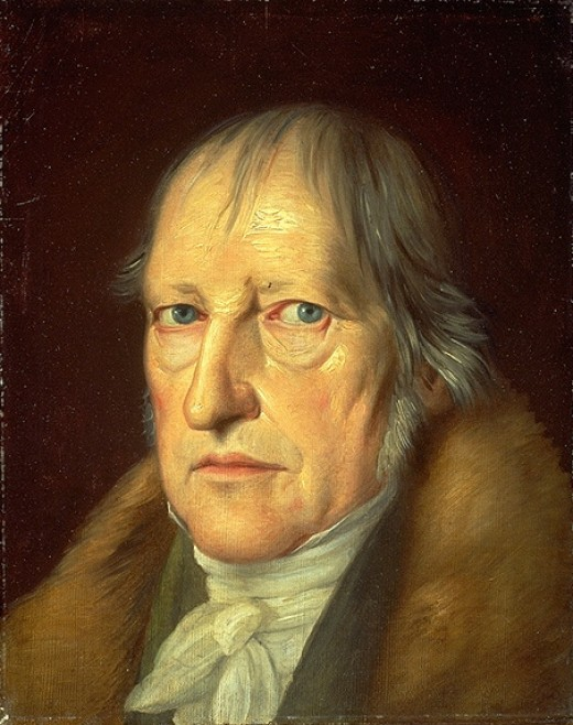 Hegel is considered to be one of the greatest philosophers that ever lived. He is the promoter of the dialectic theory that had its origins deep in history. He influenced just about every thinker after him.