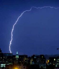 Bringeth Forth the Lightning