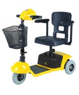 The HS 120 CTM Mobility Scooter