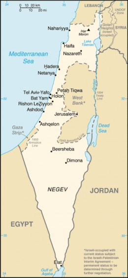 Israel & The Occupied Territories