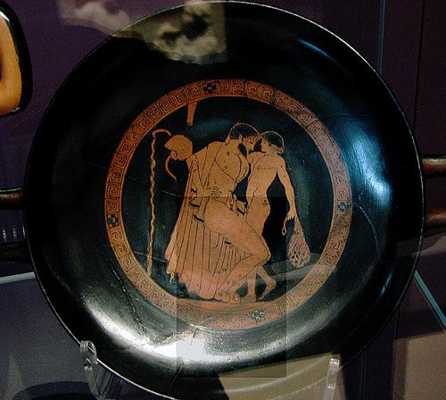 Pottery. Greek section.