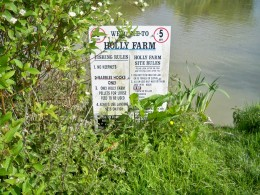 Rules of the fishery