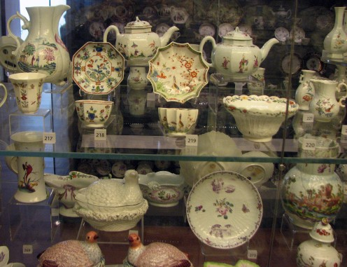 British Pottery.