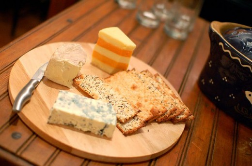 So many kinds of cheese! photo: ultimate epicure @flickr
