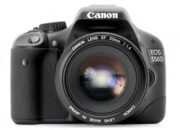 This is it - Canon Rebel T2i (aka 550D)