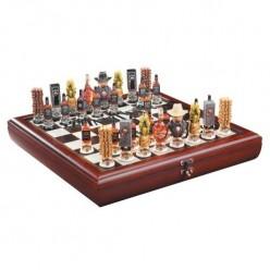 Jack Daniels Chess Set