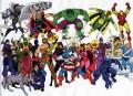 Super Heroes Assemble!