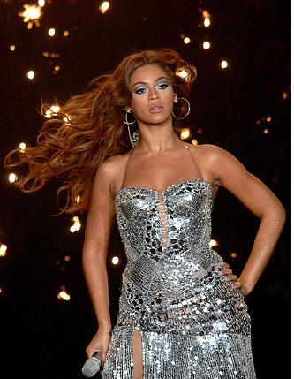 Beyonce - Back in the days.