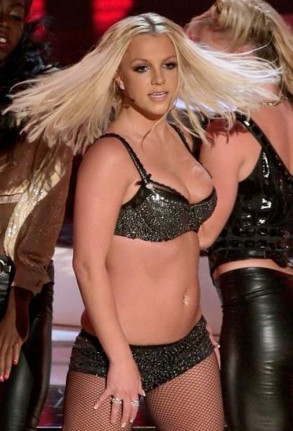 Britney - Now.