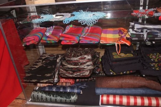 These handicrafts greatly help in supporting the livelihood project of South Cotabato tribals.