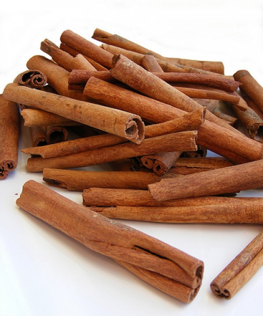 Cinnamon sticks photo: FotoosVanRobin @flickr