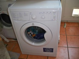Our lovely new washing machine  Indesit IWB 5113