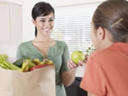 Your kids must eat more fruits and vegetables!
