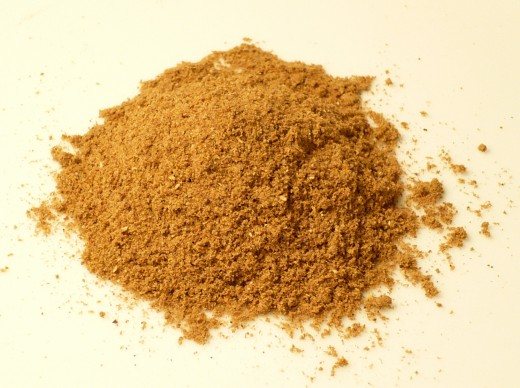 Ground Garam Masala - This is a file from the Wikimedia Commons. Author Badagnani