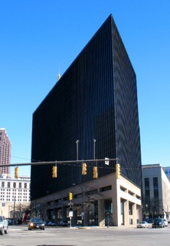 Frank J. Lausche State Office Building, Cleveland, Ohio
