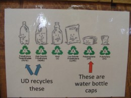 Helping kids remember what to recycle