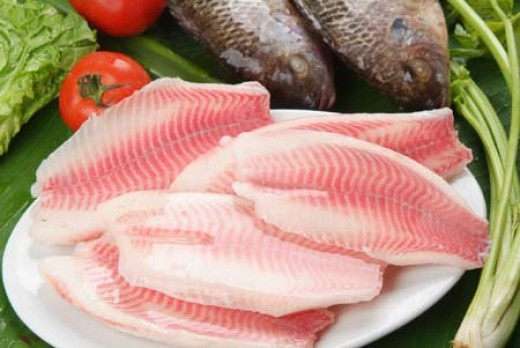 Shopping for fish whole round vs dressed vs steaks and for What kind of fish is tilapia