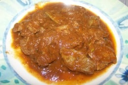 Red meat curry - Rogan Josh Recipe - Very delicious