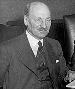 Who was Clement Attlee?