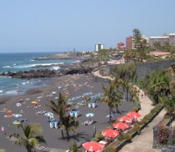 Playa Jardin Canary Islands beach gardens in Puerto de la Cruz