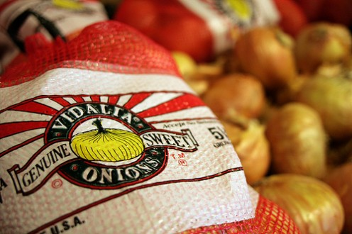 Vidalia Onions  by Fred T, via Flickr