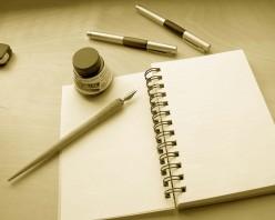 Writer's Etiquette
