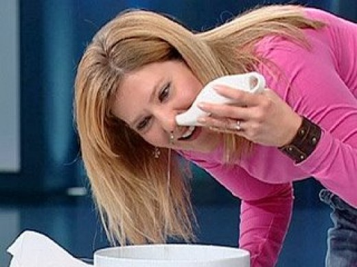 The Neti Pot was recently demonstrated on Oprah