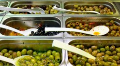 Where do olives come from?