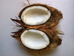 I love coconut - A Favorite Fruit