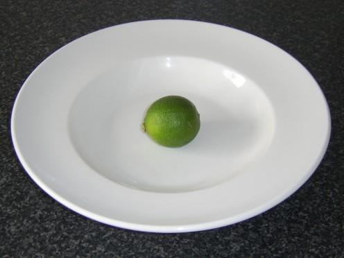 Whole Fresh Lime