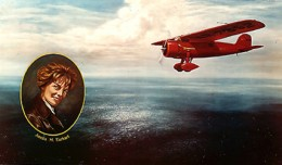 Amelia Earhardt - Explorer and Aviator
