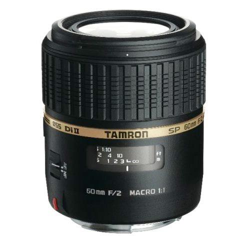 Tamron 60mm Macro Lens