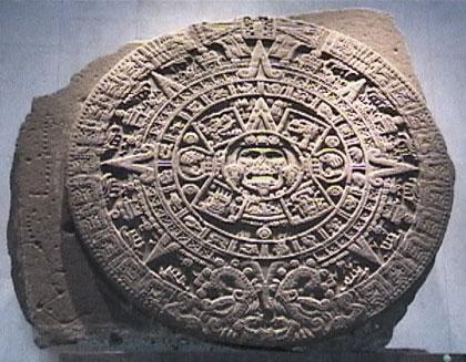 Mayan Aztec Calender