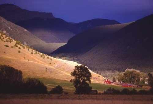 Paradise Valley, MT