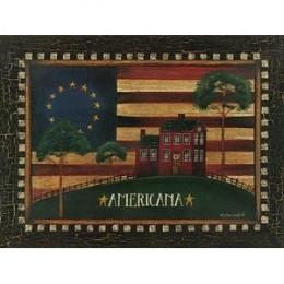 Americana Decor Under $25
